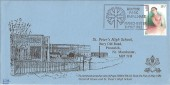 1982 Papal Mass, Pope John Paul II visit to St.Peter's High School Prestwich Cover