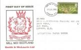 1970 Commonwealth Games, Smith & McLaurin Card London EC FDI