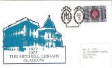 1977 Celebrating The Centenary of the Mitchell Library Glasgow, Commemorative Cover