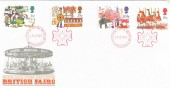 1983 British Fairs, Royal Mail FDC, National Postal Museum London EC1 H/S. Scarce
