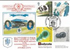 1999 Patients' Tale, Macclesfield Town FC Official FDC
