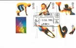 1996 Olympic Games, 25 years of Official Dawn Football Covers FDC