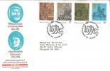 1976 William Caxton Ozalid Nicholson Graphic Products Special FDC