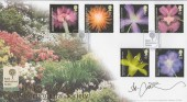2004 Royal Horticultural Society, Buckingham Official FDC. Signed by Alan Titchmarsh