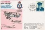 1974 Winston Churchill, No.12 Squadron RAF Honington Official FDC