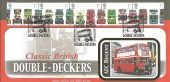 2001 Buses, Classic British Double-Deckers, Southall, Benham BLSC207 Official FDC