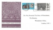 1966 Westminster Abbey GPO FDC, Scarce First Day of Issue Westminster Slogan