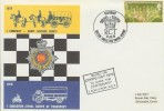 1970 Commonwealth Games, Royal Corps of Transport Centenary Official FDC, Centenary RCT British Forces 1123 Postal Service H/S