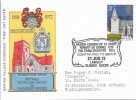 1972 Village Churches, St.Mary the Virgin Langley Slough, Official FDC