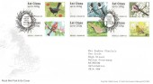 2011 Post & Go British Birds 2, Royal Mail FDC, First Day of Issue Bristol H/S
