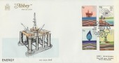 1978 Energy, Abbey FDC, Institute of Fuels Golden Jubilee Year London W1 H/S
