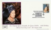 1980 Queen Mother's 80th Birthday on Havering Official FDC
