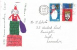 1966 Christmas, GPO FDC, Are On The New Voters List? Check Now, Slogan