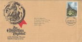 1979 British Flowers, An Elizabethan Pageant Heritage Theatre Stratford-upon-Avon FDC