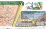 1984 Urban Renewal, Bryan Hawkins Hand Painted FDC, Brighton FDI