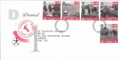 1994 D Day, Dermal Laboratories FDC, Coventry & Warwickshire FDI