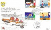 1985 Safety at Sea, Lifeboat Dedication Cromer, RNLI Official FDC