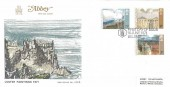 1971 Ulster Paintings, Abbey FDC, First Day of Issue Belfast H/S