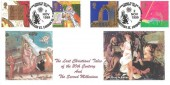 1999 Christians' Tale, Peter Payne Official FDC, Christian Street London E1 H/S.