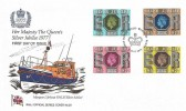 1977 Silver Jubilee, RNLI Official Series Cover No.29, FDC, First Day of Issue Windsor H/S.