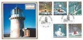 1998 Lighthouse, H D McIntyre Official Belle Tout Lighthouse FDC, Belle Tout Eastbourne H/S.