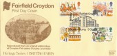 1983 British Fairs Fairfield Halls Croydon Official FDC
