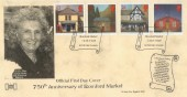 1997 Post Offices Havering 750th Anniversary Romford Market Official FDC
