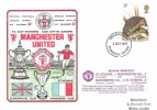 1977 British Wildlife, Dawn Manchester United v St.Etienne FDC, Plymouth FDI.