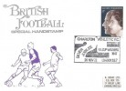 1972 Silver Wedding, N Grant Football FDC, 3p only, Charlton Athletic Silver Jubilee FA Cup Winners 1947 London SE7 H/S.