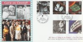 1996 100 Years of the Cinema, Steven Scott Official FDC, Great Scott 100 Years of Cinema Windsor H/S.