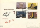 1971 Universities, Scarce Philcover FDC, Enfield FDI.
