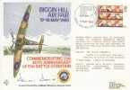 1980 Biggin Hill Air Fair, Commemorating 40th Anniversary of the Battle of Britain, Signed by Dennis David.