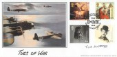 1999 Entertainers' Tale, BHC Tugs of War Official FDC, D-Day 1944-1999 Pegasus Bridge Ramsgate Kent H/S, Signed.