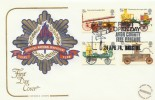 1974 Fire Service Cotswold Avon County Fire Brigade Official FDC