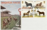 1978 Shire Horse Society Brighton Racecourse Official FDC