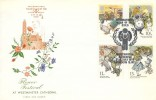 1979 Year of the Child, Cotswold Official FDC, International Year of the Child Westminster Cathedral London SW1 H/S.