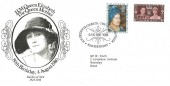 1980 Queen Mother 80th Birthday, Sumner Official FDC, HM Queen Elizabeth The Queen Mother 80th Birthday York H/S.