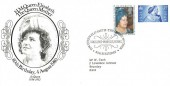1980 Queen Mother 80th Birthday, Sumner Official FDC, HM Queen Elizabeth The Queen Mother 80th Birthday Windsor H/S.