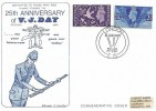 1970 25th Anniversary of VJ Day 15th August 1945, Commemorative Cover.