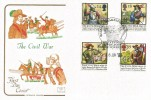 1992  English Civil War, Cotswold FDC, William Shakespeare Stratford Upon Avon Warwickshire H/S.