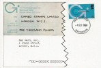 1969 Post Office Technology, Set of 4 Cameo Maxicards, Manchester FDI.