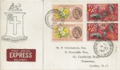 1963 Nature Week, Illustrated FDC, Silver Street Upper Edmonton N18 cds.