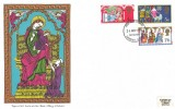 1969, Christmas, Thames FDC, First Day of Issue Bethlehem Llandeilo Carms. H/S.