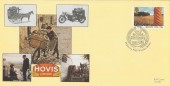 1986 Industry Year Covercraft Official Hovis FDC, Purveyors of Hovis Windsor H/S