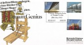 1983, Engineering Achievements, Howard Printers Official FDC, Printing Shares the Fruit of Human Genius Slough Berks. H/S