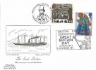 1972, British Philatelic Exhibition Great Britain Day Cover, Double Dated with 1999 Travellers' Tale, Brunel Linking the Nation Portsmouth H/S.