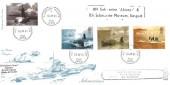 2001, Submarines, 4d Post FDC, Gosport Hants. cds, HM Submarine Alliance & RN Submarine Museum Gosport Cachet.