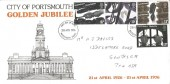 1976, Social Pioneers & Reformers, City of Portsmouth Golden Jubilee FDC, Portsmouth Hants. FDI.