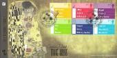 2003 Occasions, Benham BLCS 244 Official Gustav Klint The Kiss FDC, Loversall Doncaster H/S.