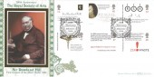 2004 Royal Society of Arts, Benham BLCS 286b Official Sir Rowland Hill FDC, 250th Anniversary The Royal Society of Arts Kidderminster H/S.